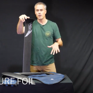« How to rip » coming up with this great tutorial about how to build up confidence to improve your surfing.