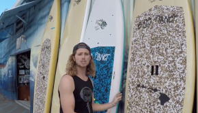 What's the Strongest SUP?! TUF-TECH Bulletproof Breakdown (BLUE PLANET SURF)