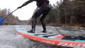 2019 Fanatic Rapid Air Inflatable SUP Review