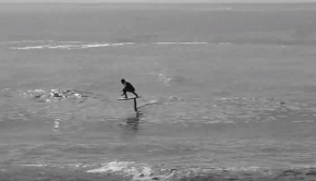 SURF FOIL | Twiggy in Portugal