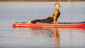 Meet the All-New Shubu SOLR Inflatable SUP