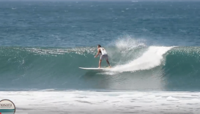 Nosara Paddlesurf Costa Rica SUP Surfing Fun