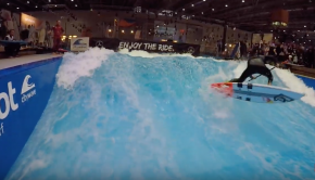 boot Düsseldorf 2019 City Wave SUP Surfing and SUP Racing