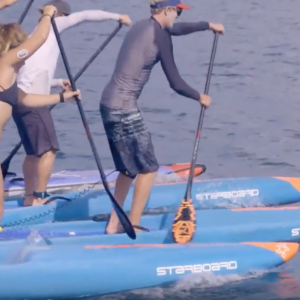 2019 Starboard Lima Ltd SUP Race Paddle