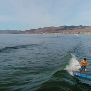 Beginner SUP Foiling Surfing Tips