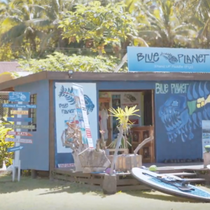Blue Planet Fiji SUP Tour