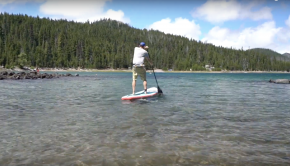 How To Set Up An Inflatable Paddle Board