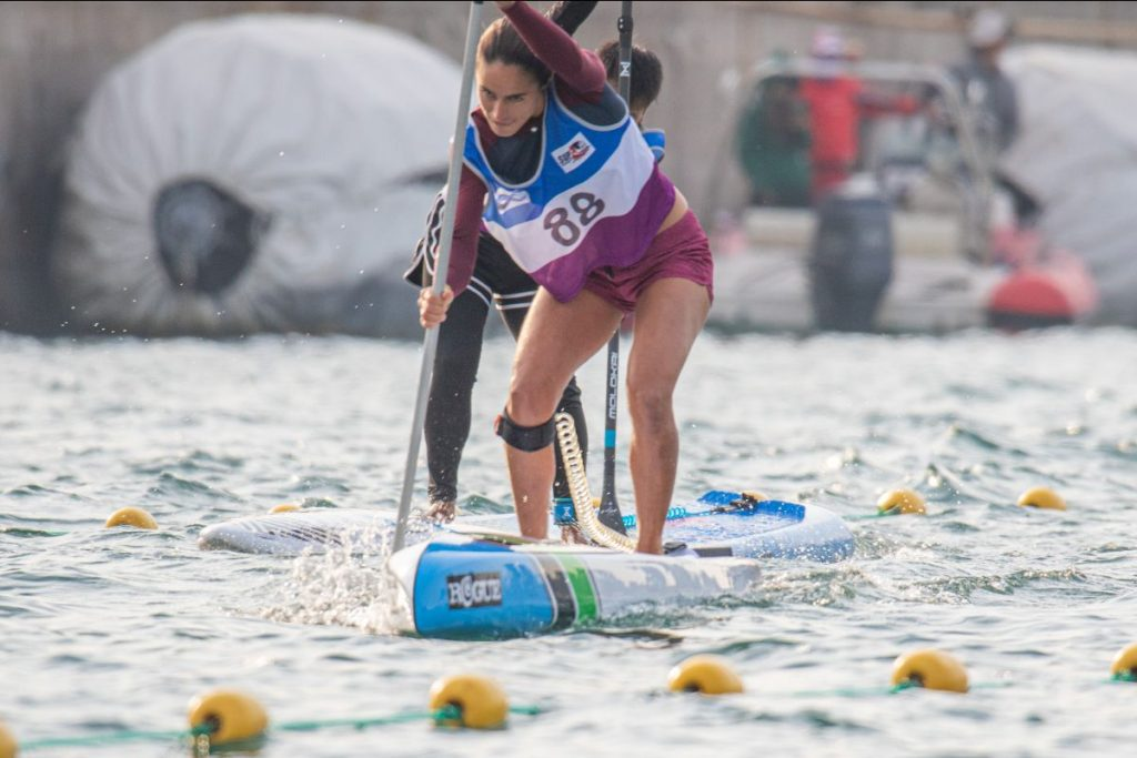 Olivia Piana ICF SUP sprint World Championships