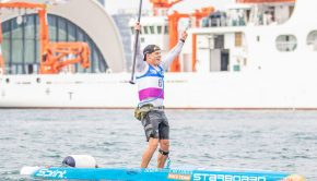 michael booth 2019 icf sup world champion