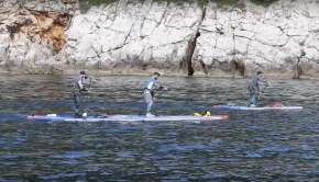The Istrian SUP Challenge