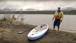What to look for in a stand up paddling board