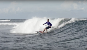 SUP Surfing Progression