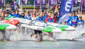 ICF SUP World Championships 2019 Mass Start