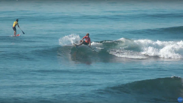 SUP Surfing Takes to El Sunzal