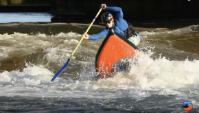 A River SUP Journey