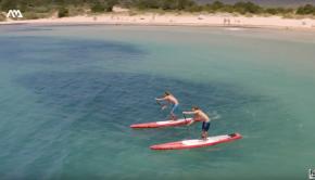 Paddle Aquamarina Race