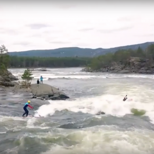 Inflatable River Paddle Boards