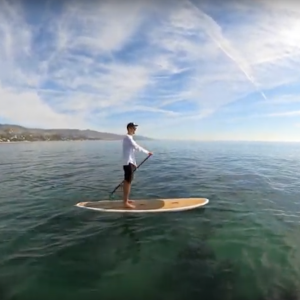 Stand Up Paddle in Malibu