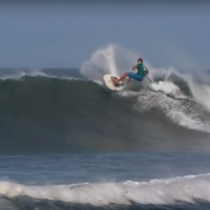 J-Stroke For SUP Surfing