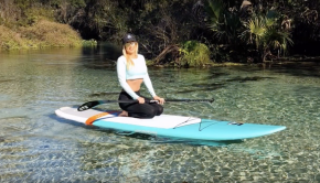 SUP trip from Kings Landing to Kelly Park