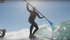S.U.P.S (Stand Up Paddle Sculpturing)