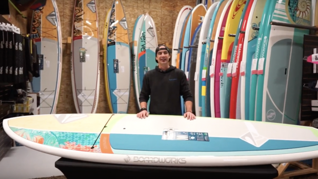 """Boardworks Surf 2018 Sirena 10'4"""" Paddle Board Review"""