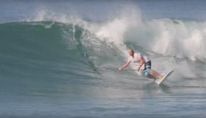 Sup Surfing Jackson Close 10ft Deep