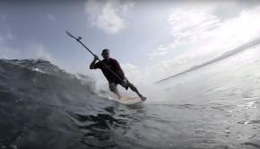 Dave Kalama Longboarding SUP FUN
