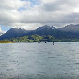 Alaskan Adventure down the Kenai River!