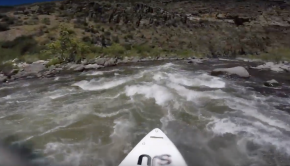 Stand Up Paddleboarding - Upper Salt River Rafting - Arizona