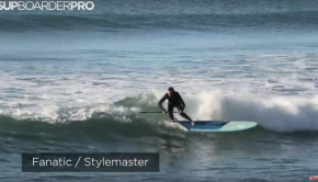 Longboard Surf SUP Board Test 2020