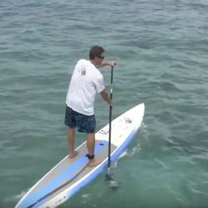 "148 867 vues•31 déc. 2015 3,3 K 25 PARTAGER ENREGISTRER blueplanetsurf 18,1 k abonnés S'ABONNER Stand Up Paddle tips: using the blade andgle, stroke path and shaft angle to make the board go in a straight line. Tips: 1) Blade angle: angle the blade slightly towards you 2) Shaft angle: Hold the paddle shaft upright and perpendicular to the water 3) Stroke path: Start the stroke forward and a bit away from the rail and end it next to your feet close to the rail For more Standup Paddleboarding tips, please watch this SUP tips playlist: https://www.youtube.com/playlist?list... Please give us a thumbs up and subscribe to the blueplanetsurf youtube channel, we post new SUP related videos as well as Hawaii and lifestyle videos on a weekly basis. Aloha! Auteur des sous-titres (Espagnol) ThisIsJustAndy Auteur des sous-titres (Anglais) ThisIsJustAndy Catégorie Sport MOINS 50 commentaires TRIER PAR Arthur Paulus Ajouter un commentaire public... Ivan Kovacevic Épinglé par blueplanetsurf Ivan Kovacevic il y a 2 ans Hi...thank you for video it help me a lot but I have problem. When I paddle on my left side I go generaly straight but when I paddle on my right side, I go left very very fast. I was doing everything like on my left side but still does not help, I go left to much. Can you help me with advice why is that happening? Thank you very much. All the best. 2 blueplanetsurf RÉPONDRE Afficher 2 réponses de blueplanetsurf et d'autres personnes Adam J. Story, DC Adam J. Story, DC il y a 6 mois That was extremely helpful. Thank you very much. I'm loving my SUP! 3 blueplanetsurf RÉPONDRE Afficher la réponse de blueplanetsurf superbford superbford il y a 2 ans This is very well explained. Thank you. 3 RÉPONDRE SSshirazZZ il y a 3 ans nice, straightforward explanation. thanks! 5 RÉPONDRE Michelle Espinoza il y a 1 an Looking forward to finally getting back on the water this week and following your tips! 1 RÉPONDRE Afficher la réponse de blueplanetsurf Watercourse Wanderer il y a 5 mois Great tips. Great video! Nicely articulated! Awesome visual and verbal instruction. Great video all-around. The perfect amount of instruction. Very clear. Just perfect. Thanks! :-) 2 RÉPONDRE Afficher la réponse de blueplanetsurf Jing Wang il y a 2 ans Thank you so much. I was wondering why could not go straight. Mystery solved, thank you! 1 RÉPONDRE Afficher la réponse de blueplanetsurf Steven Love il y a 3 ans Can't wait to get back out tomorrow and just concentrate on your tips......as I have a tendency on my right side to go left much quicker than I want. (I have even added a short ""trim"" tab on the starboard side of my fin to compensate). As I was recently told...fix your stroke....don't try and compensate by modifying your equipment :)...... I love your tip about noting which side of the paddle you are looking through to determine if your paddle shaft is straight. 6 RÉPONDRE Afficher 2 réponses de blueplanetsurf et d'autres personnes Matt Johnson il y a 3 ans Cheers, thanks 1 RÉPONDRE Michael Kehler il y a 11 mois Can't wait to get my board and join you out there. 1 RÉPONDRE Afficher la réponse de blueplanetsurf g sell il y a 1 an Now I know...🙏🏼🤙🏽 1 RÉPONDRE Afficher la réponse de blueplanetsurf Thorsten Kruse il y a 1 an very helpfull. Thank you ! 2 RÉPONDRE PolyNZian il y a 2 ans great video as always. i was trying to start from parallel waiting for an oncoming wave but found that within a couple of strokes had overturned the board. so this tip sounds like the go. will try it tonight 1 RÉPONDRE Afficher la réponse de blueplanetsurf Matej il y a 1 an Excellent video!! Very useful informations for advanced suping :) 1 RÉPONDRE Cherry Berry il y a 1 an 🤘 thanks for the advice... 1 RÉPONDRE Afficher la réponse de blueplanetsurf Tim Mellor il y a 3 ans cheers Dude 1 RÉPONDRE John Smith il y a 3 ans Good info. thanks. 1 RÉPONDRE Afficher la réponse de blueplanetsurf Kunthea Prum il y a 1 an Very useful, thank you. 1 RÉPONDRE mastodonttix il y a 1 an You can also put your weight on the side you are paddling, and tilt the board slightly on its rail, which will balance out the strokes turning effect, and then add the blade angle, you can also shift your stance slightly on the side which makes the stroke more powerful when youre paddling in an angle towards you 3 RÉPONDRE Face il y a 1 mois Thanks for a good video and tips 1 RÉPONDRE Afficher la réponse de blueplanetsurf À suivre LECTURE AUTOMATIQUE 7:26 EN COURS DE LECTURE The Basics of the Stand up Paddling Stroke With Tommy Buday SIC Maui 51 k vues 8:57 EN COURS DE LECTURE Paul Mirabel - Je me suis fait racketter Montreux Comedy Recommended for you Nouveau 5:51 EN COURS DE LECTURE Scorpions - Still Loving You - 8/31/1985 - Oakland Coliseum Stadium (Official) Scorpions on MV Recommended for you 6:31 EN COURS DE LECTURE Todd Bradley Teaches Proper Paddle Technique #1 StandUpPaddleSurf.net 181 k vues 40 EN COURS DE LECTURE SUP Tips playlist blueplanetsurf 31:08 EN COURS DE LECTURE"