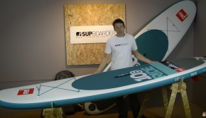 SUP Review – 2016 Red Paddle Co 10′6'' Ride Inflatable SUP Board
