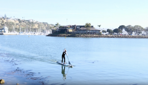 Most Decorated Female Stand Up Paddle Boarder