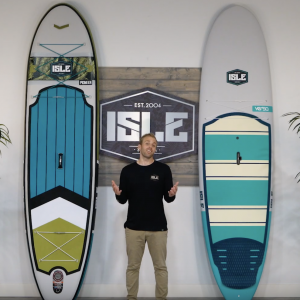 Inflatable or Hard Board? Paddle Board Review