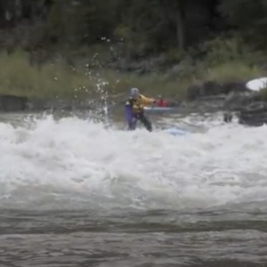 Adventure SUP Down the Snake River