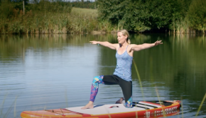 SUP Yoga Beginner Sequence