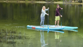 Review: 2020 Fanatic Fly & Ray Air Inflatable Paddle Board Packages