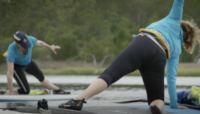 Camp Crystal Kai: SUP Yoga and Estuary Paddling