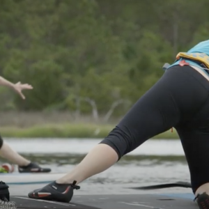 Camp Crystal Kai: SUP Yoga and Estuary Paddling