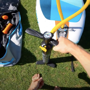 BodyGlove Alena Review - Inflatable Stand Up Paddleboard! | MicBergsma