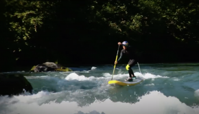 Positively Kai: SUP down rapids in Oregon | S1E12