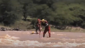 AFRICA - a Zulu whitewater SUP adventure