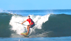 chase surfing in nosara