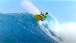 kai lenny surfing a wave tutorial