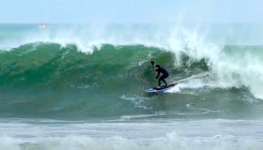 peru sup surfing with sebastian gomez