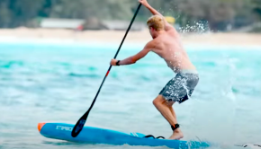 In the Starboard Tiki Talks series, team riders talk through their tips and tricks all about SUP. This episode with Connor Baxter talking about training health, different diets and biohacking devices, check it out!