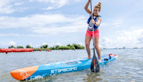 fiona wylde starboard tiki talks interview sup