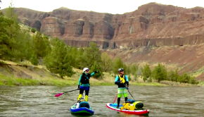 Follow a group of Oregon locals experiencing a multi-day adventure down the John Day River, a wonder of canyons and desert scenery that comes alive in spring when the river is flowing just right.