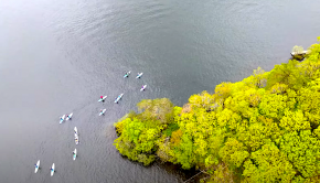 Red Paddle Co launch a new series of events to just get out and paddle with the SUP community. Ride Out events will be organized at different locations and all paddlers are welcome, here is the video recap of the first Ride Out event on Lake Windermere, check it out!